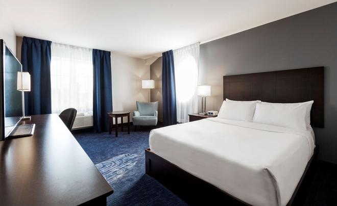 Imperia Hotel and Suites - Saint-Eustache - Bedroom