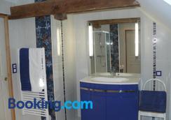 La Grouas - Brissac-Loire-Aubance - Bathroom
