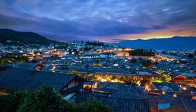 Intercontinental Lijiang Ancient Town Resort - Lijiang - Outdoors view