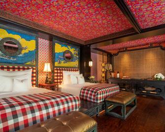 Capella Ubud, Bali - Ubud - Bedroom