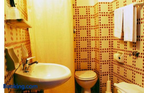 Don Pedro Hotel - Ischia - Bathroom
