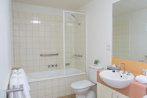 Metro Advance Apartments & Hotel, Darwin - Darwin - Phòng tắm