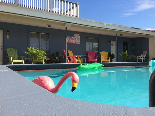 特羅皮卡爾汽車旅館 - Lauderdale-by-the-Sea - 濱海勞德代爾 - 游泳池