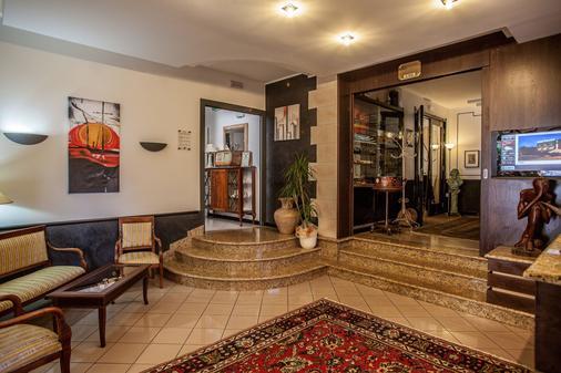 Hotel Mannu - Bosa - Lobby