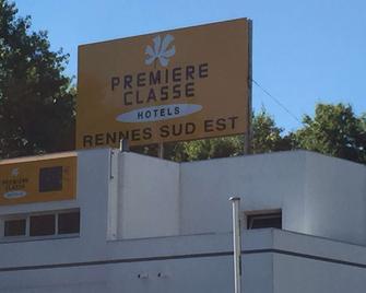 Premiere Classe Rennes Sud Est - Chantepie - Edificio