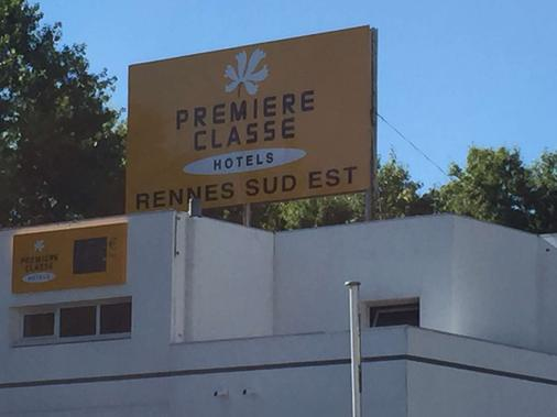 Premiere Classe Rennes Sud Est - Chantepie - Gebäude