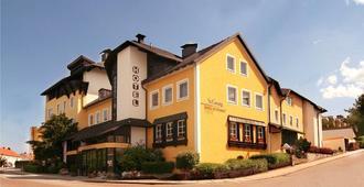 Hotel St. Georg - Ratisbona - Edificio