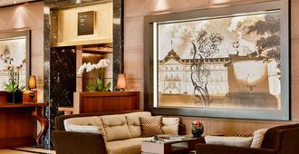Althoff Hotel am Schlossgarten - Stuttgart - Lounge