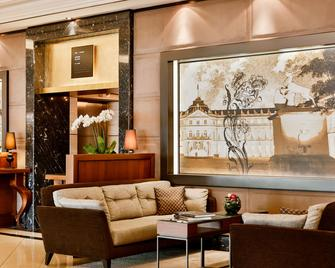Althoff Hotel am Schlossgarten - Штутгарт - Lounge