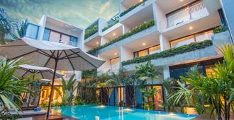 阿佩薩拉公寓酒店 - 暹粒 - 暹粒 - 游泳池