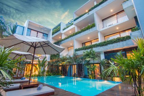 Apsara Residence Hotel - Siem Reap - Πισίνα