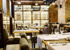 Q Hotel Grand Cru Gdansk - Danzig - Restaurant