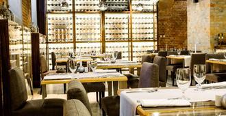 Q Hotel Grand Cru Gdansk - גדנסק - מסעדה