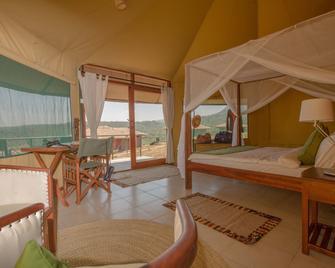 Karatu Simba Lodge - Karatu - Slaapkamer