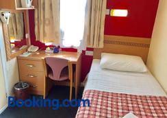 卡爾頓酒店 - 倫敦 - 倫敦 - 臥室