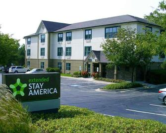 Extended Stay America - Chicago - Downers Grove - Downers Grove - Gebouw