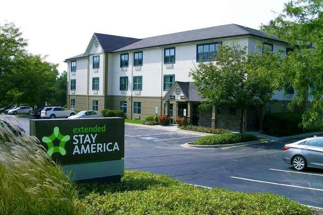 Extended Stay America - Chicago - Downers Grove - Downers Grove - Building