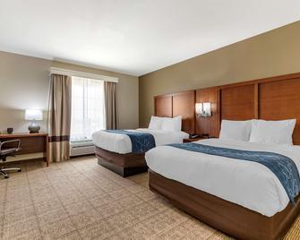 Comfort Suites Buda - Austin South - Buda - Bedroom