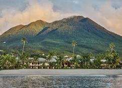Four Seasons Resort - Nevis - Charlestown - Outdoor view