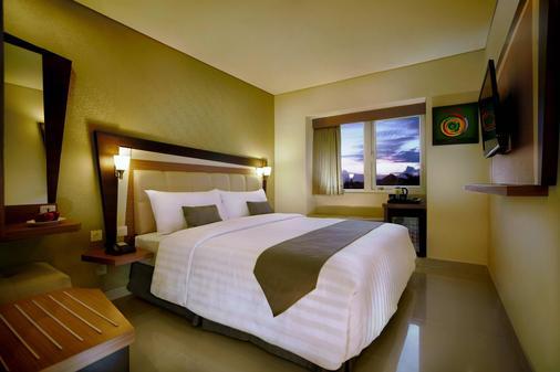 NEO 雷吉安傑蘭迪克酒店 - 雷根 - 庫塔 - 臥室