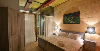 The Vincent - Valletta - Bedroom