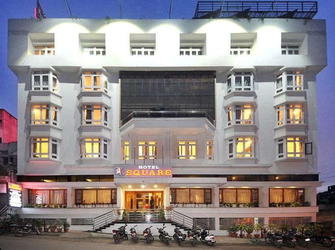 Hotel K Square - Kolhāpur - Building
