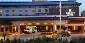 Embassy Suites Omaha - Downtown/Old Market - Omaha - Bygning