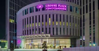 Crowne Plaza Tianjin Meijiangnan - Tianjin - Building