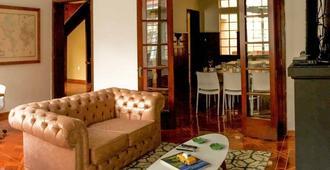 Hobu Hostel - Bogotá - Living room