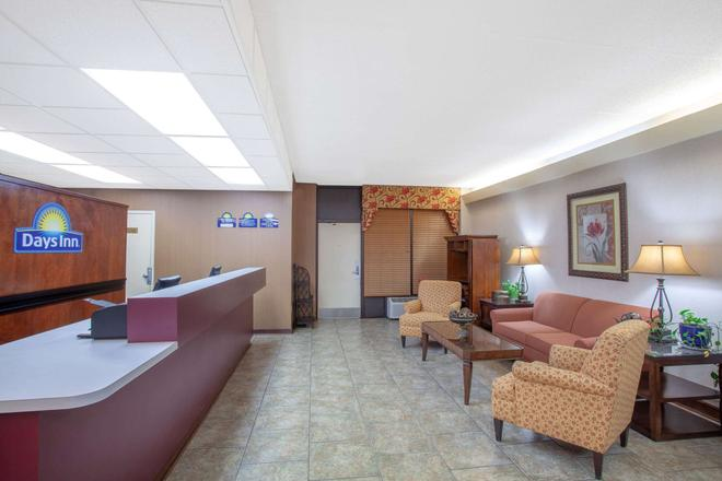 Days Inn by Wyndham Statesboro - Statesboro - Vastaanotto