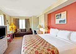 安克拉治市區華美達酒店 - 安克拉治 - 安克雷奇 - 臥室