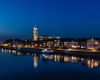 Pillows Luxury Boutique Hotel Aan De Ijssel - Deventer - Buiten zicht