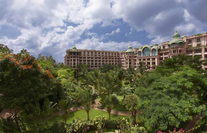 凱賓斯基里拉皇宮酒店 - 邦加羅爾 - 班加羅爾 - 建築
