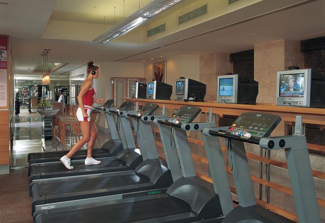凱賓斯基里拉皇宮酒店 - 邦加羅爾 - 班加羅爾 - 健身房
