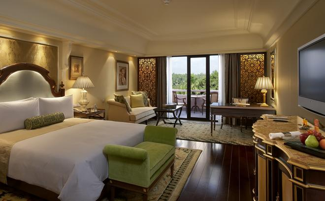凱賓斯基里拉皇宮酒店 - 邦加羅爾 - 班加羅爾 - 臥室