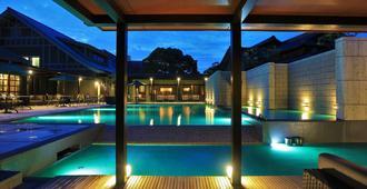 Amane Resort Gahama - Beppu - Piscina