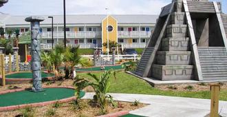 Inn at The Waterpark - Galveston - Κτίριο