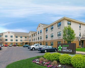 Extended Stay America - Minneapolis Airport - Eagan - Eagan - Building
