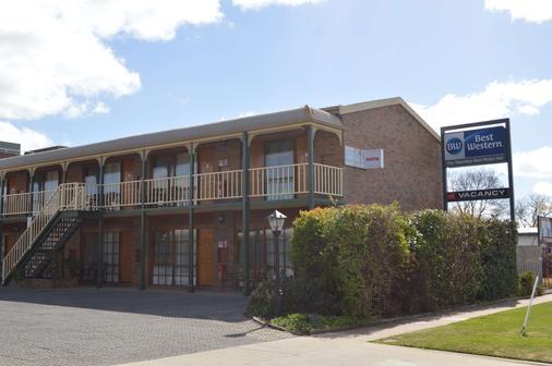 Best Western Travellers Rest Motor Inn - Swan Hill - Bâtiment