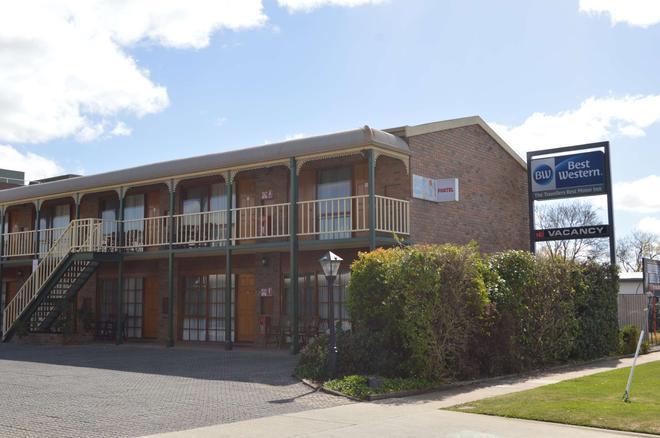 Best Western Travellers Rest Motor Inn - Swan Hill - Κτίριο