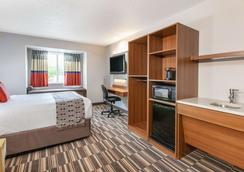 Microtel Inn & Suites by Wyndham Pittsburgh Airport - Pittsburgh - Phòng ngủ