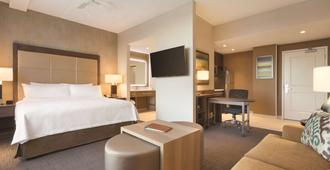 Homewood Suites by Hilton Calgary Downtown - Calgary - Chambre