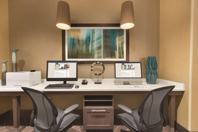 Homewood Suites by Hilton Calgary Downtown - Calgary - Business centre