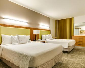Springhill Suites By Marriott Mcallen Convention Center - McAllen - Bedroom