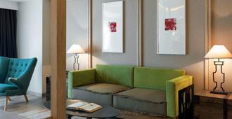 Harbin 22c Boutique Hotel - Harbin - Sala de estar
