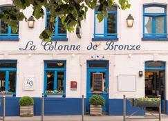 The Originals Boutique, Hôtel La Colonne de Bronze, Saint-Valéry-sur-Somme (Inter-Hotel) - Saint-Valéry-sur-Somme - Building