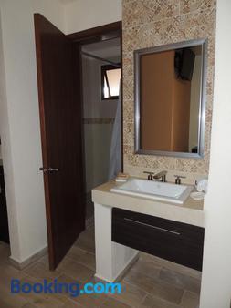 Hotel Plaza Bernal - Bernal - Bathroom