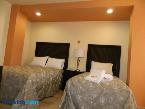 Hotel Plaza Bernal - Bernal - Bedroom