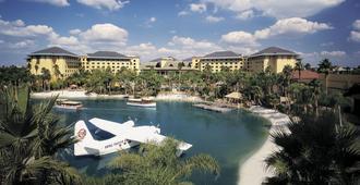 Universal's Loews Royal Pacific Resort - Orlando - Outdoor view