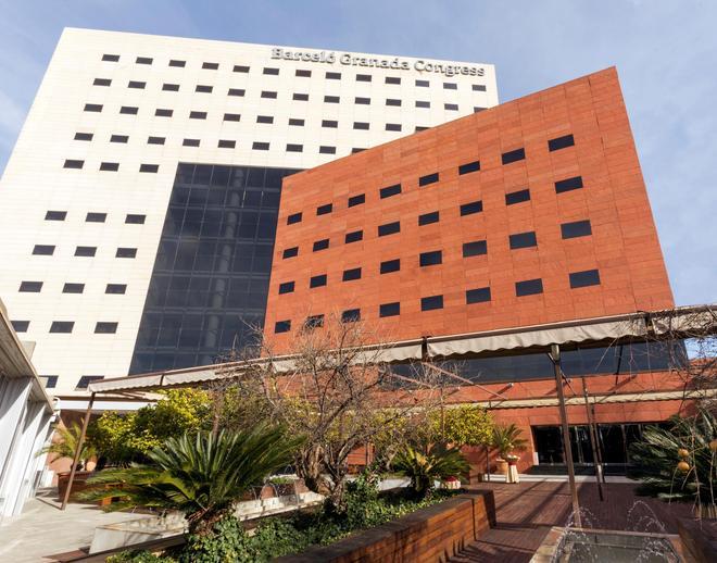 巴塞羅格蘭納德國會酒店 - 格拉納達 - 格拉納達 - 建築